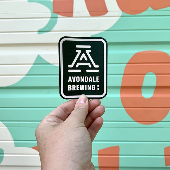Avondale Sticker