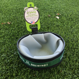Avondale Brewing Co. Trail Buddy Dog Travel Bowl