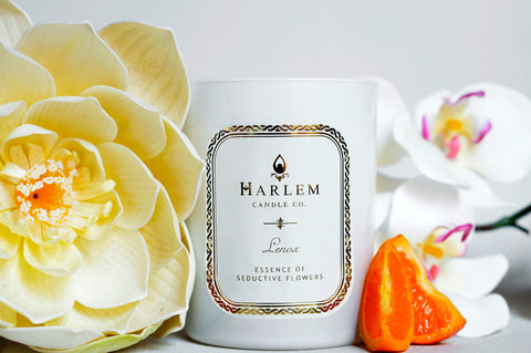 c0103e2b8a23 Our floral bouquet candles are seductive with a beautiful combination of  white flowers that exude femininity and elegance.