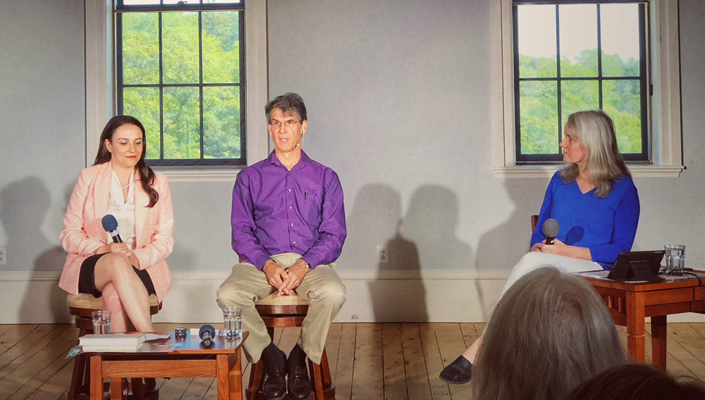 Anna Yusim, Eben Alexander and Karen Newell - Becoming More Whole