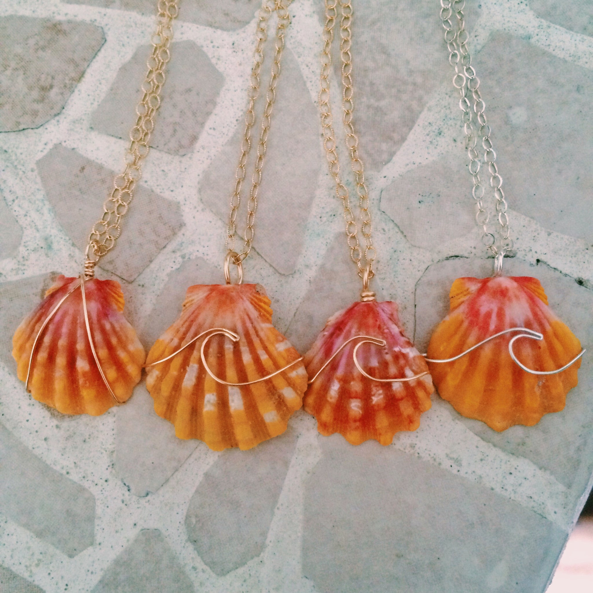 Swell Sunrise Necklace