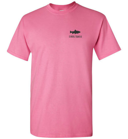 Men's Fishing Team Unisex Short Sleeve Tee