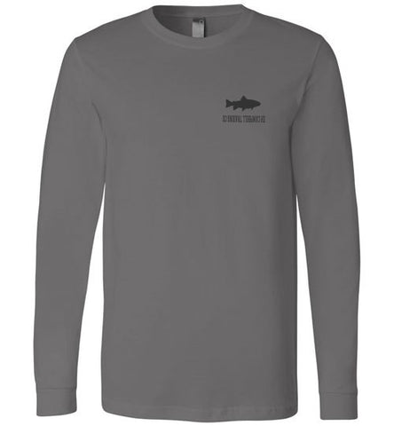Fishing Team Long Sleeve Tee