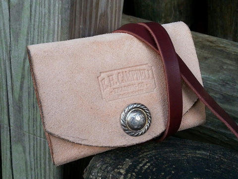 Fly Fishing Wallet Roughout - Handmade in the USA