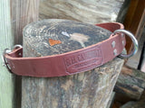 Rustic Large Dog Collar - up to 28""