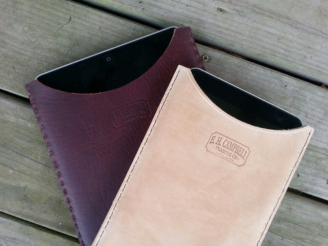 Nook Leather Sleeves