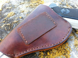 The Rio - Belt Slide Leather Holster