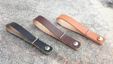 Leather Guitar Strap Neck Adapters