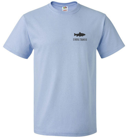 Fishing Team Unisex Short Sleeve Tee