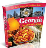 Georgia Hometown Cookbook - Signed Copy