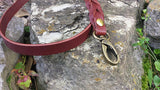 Cowboy Knot Western Leather Lanyard