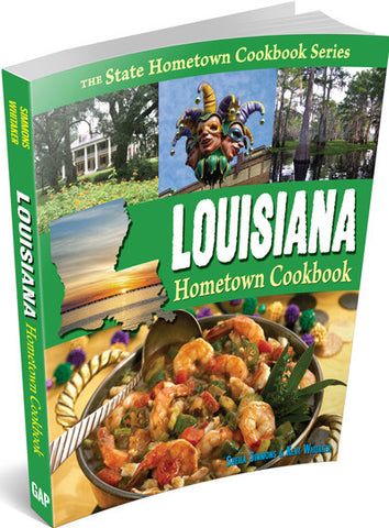 Louisiana Hometown Cookbook - Signed Copy