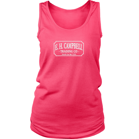 Ladies E.H. Campbell Tank
