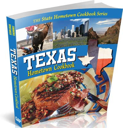 Texas Hometown Cookbook - SALE!