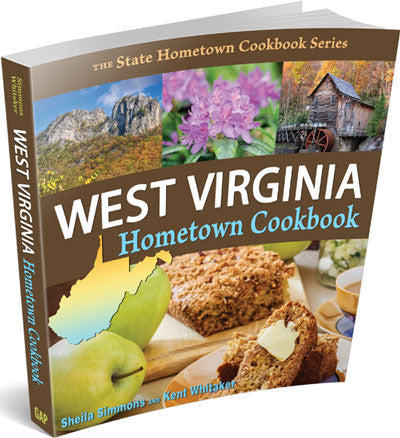 West Virginia Hometown Cookbook - Signed Copy