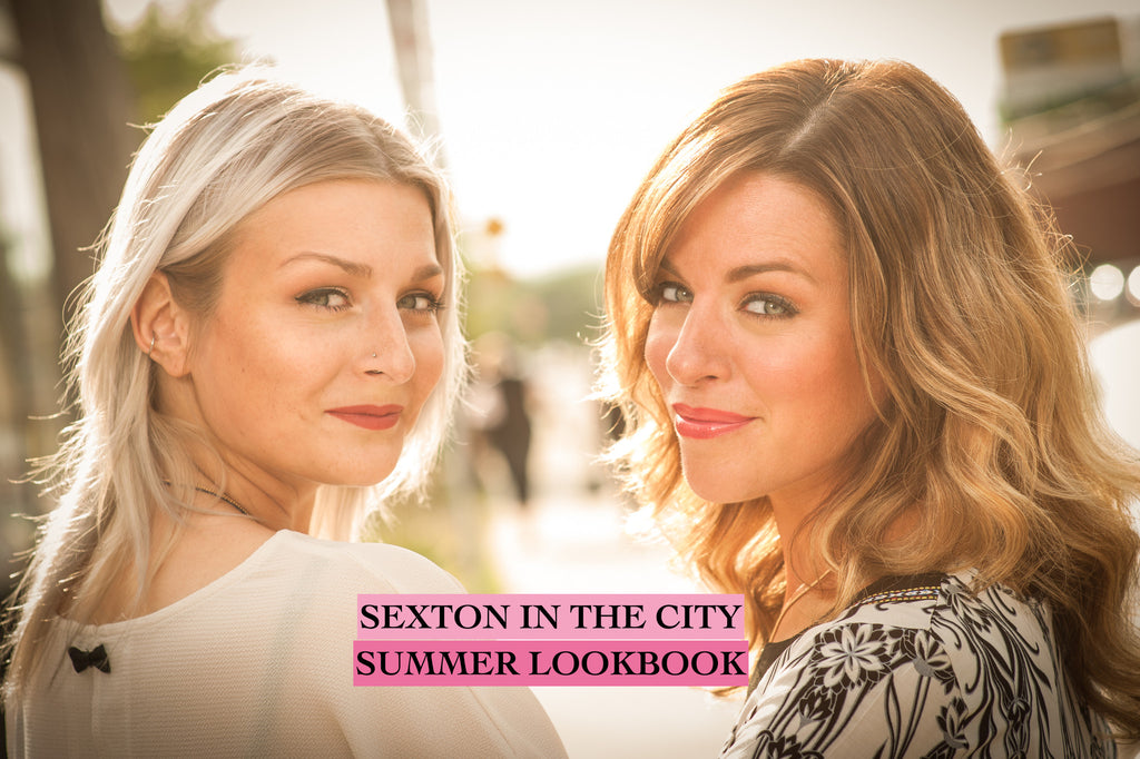 Sexton in the City Summer Lookbook