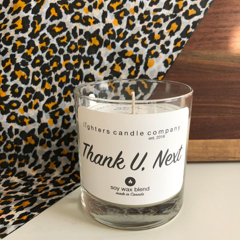 Thank U, Next Candle
