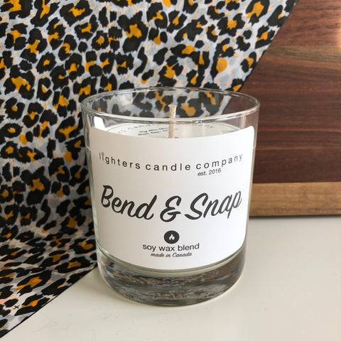 Bend & Snap Candle