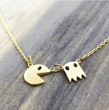 Pac Man Necklace - Sexton in the City Boutique