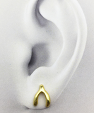 Wishbone Earrings - Sexton in the City Boutique