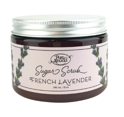 French Lavender Sugar Scrub