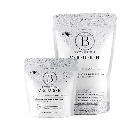CRUSH Charcoal Garden Detox - Sexton in the City Boutique