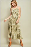 Do or Dye Midi Dress - Sexton in the City Boutique