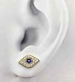 Evil Eye Earrings - Sexton in the City Boutique