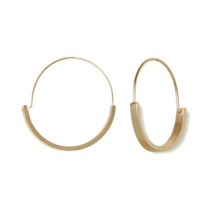Thrown For a Hoop Earrings - Sexton in the City Boutique