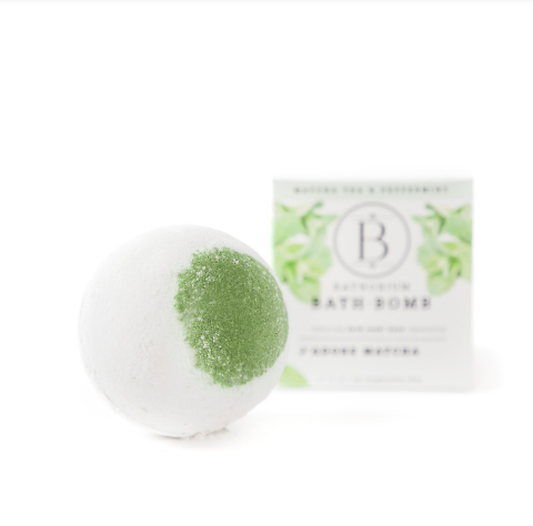 Bath Bomb - J'adore Matcha - Sexton in the City Boutique