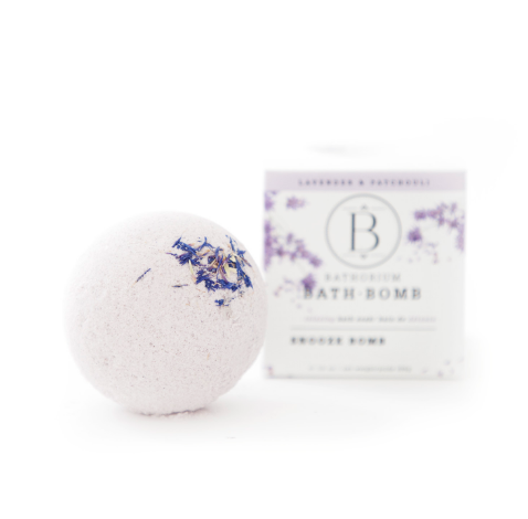 Bath Bomb - Snooze Bomb - Sexton in the City Boutique