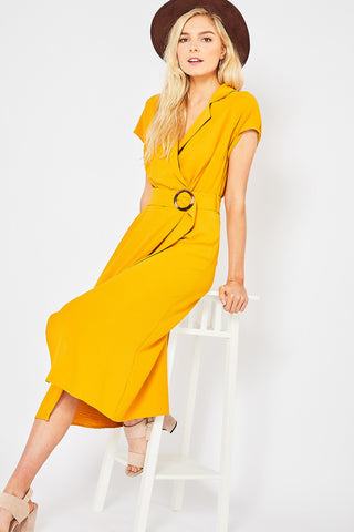 Hello Sunshine Midi Dress