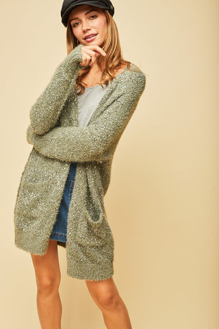 Longing For You Cardigan - Sexton in the City Boutique
