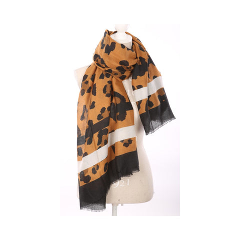 Concrete Jungle Scarf
