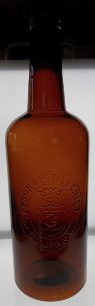 Crown Distilleries Western Whiskey