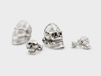 Step Up Your Game With a New Style Staple: The Skull Ring