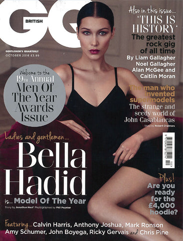 British GQ - October 2016
