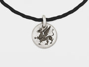 Griffin Charm Bracelet in Sterling Silver