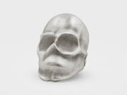 """Phantom"" Skull Ring in Sterling Silver"