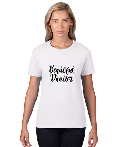Beautiful Disaster Women's Tee