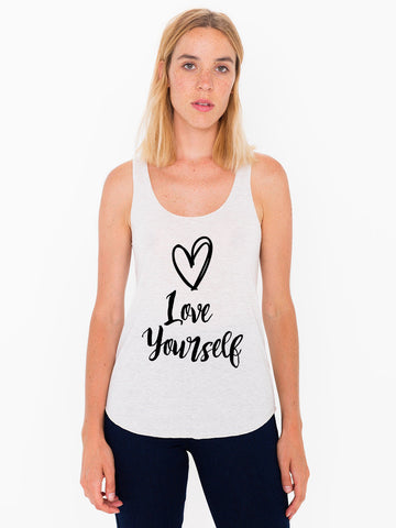 Love Yourself Women's tank