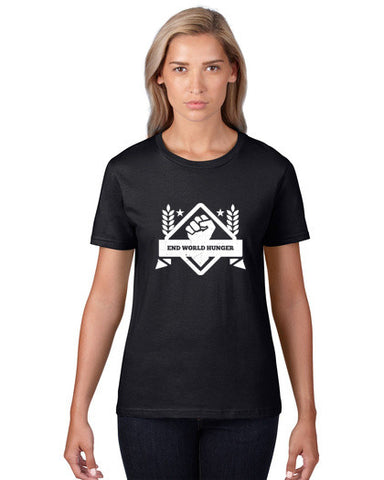 End World Hunger Women's Tee