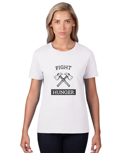 Fight Hunger Women's Tee