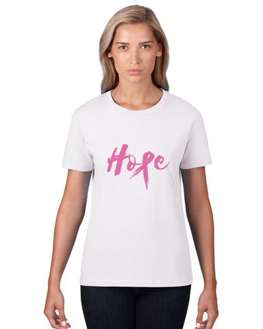 Hope for Cancer Women's Tee