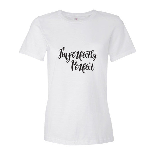 Imperfectly Perfect Women's Tee