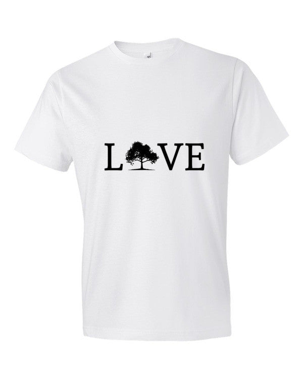 Love Trees Men's Tee