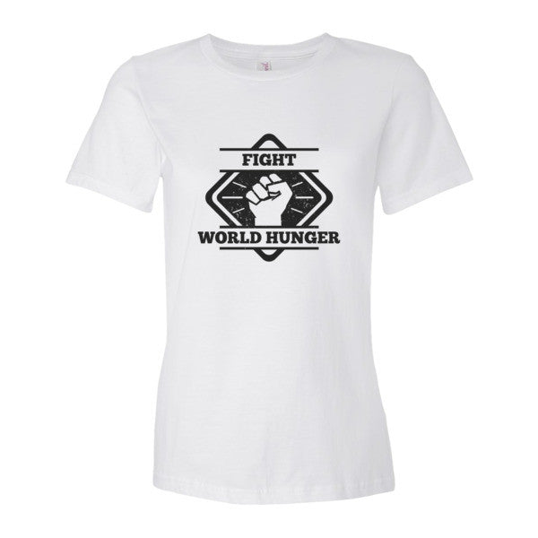 Fight World Hunger Women's Tee