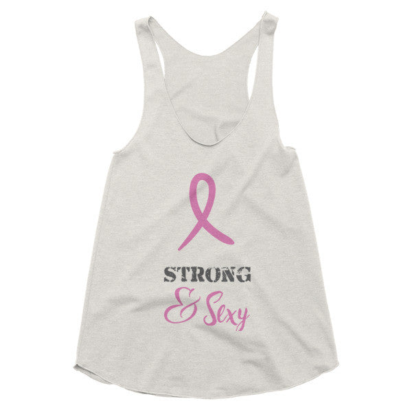 Strong & Sexy Women's tank