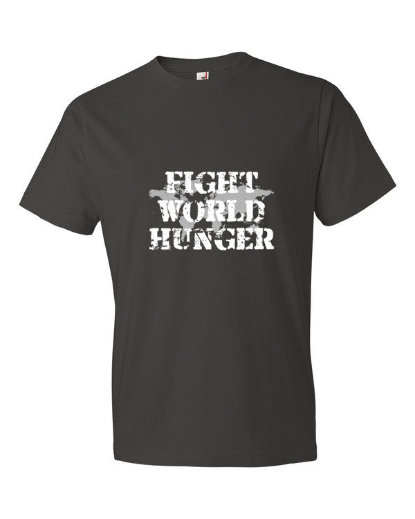 Fight World Hunger Men's Tee