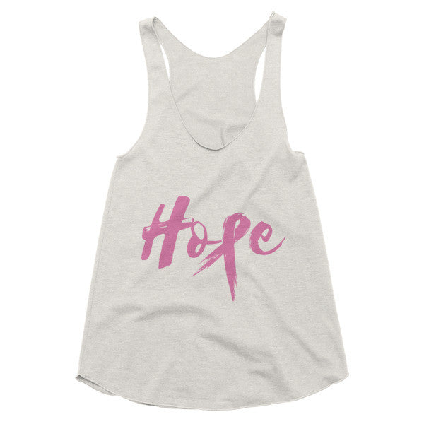 Hope for Cancer Women's Tank